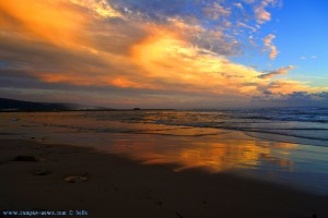 Abendstimmung am Playa de Barbate – Spain