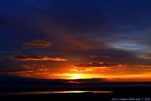 Sunset at Playa Valdelagrana – Spain - 34mm