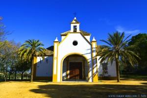 Ermita de la Virgen del Rosario - Laguna de los Tollos – Spain