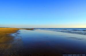 Strandspaziergang - Dunas de El Portil – Spain