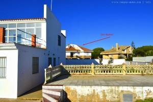 Der Retter wohnt in diesem Haus! Dunas de El Portil – Spain