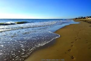 Lass' uns den blöden Vorfall bloß ganz schnell vergessen! Dunas de El Portil – Spain