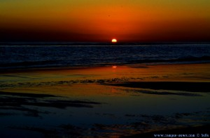 Sunset at Dunas de El Portil – Spain → 55mm → 18:16:50