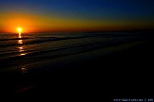 Sunset at Playa Dunas de El Portil – Spain → 18mm → 18:10:47