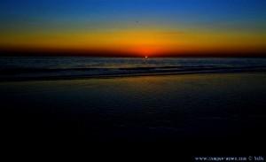 Sunset at Playa Dunas de El Portil – Spain → 22mm → 18:19:27