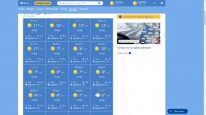 Wetter in El Cuervo – Spain für die nächsten Tage!