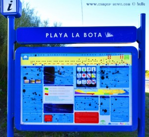 Playa la Bota – Spain