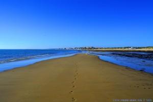 Nicol: Bis hier hin und keinen Schritt weiter! Dunas de El Portil – Spain