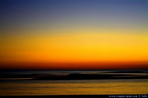 Fabulous Colors after the Sunset at Dunas de El Portil – Spain