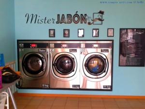 Laundry in Lepe - Mister Jabón – Spain