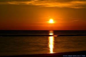 Sunset at Dunas de El Portil – Spain