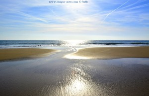 Strandspaziergang - Playa de El Portil – Spain
