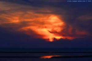 Sunset at Playa de El Portil – Spain → 18:40:30
