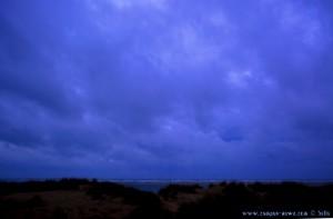 Gewitterstimmung - Dunas de El Portil - Spain