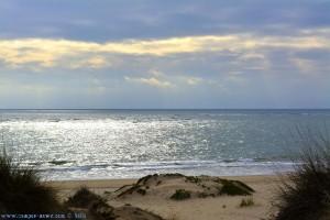 Ein bisschen Sonne - Playa de de El Portil – Spain