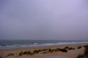 Der Sonnenuntergang heute! Playa de de El Portil – Spain