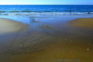 Nun läuft das Meer nicht mehr aus!