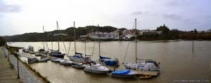 Puerto de Sanlúcar de Guadiana – Spain