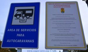Area Sosta Camper - HU-4401, 21595 Sanlúcar de Guadiana, Huelva, Spanien