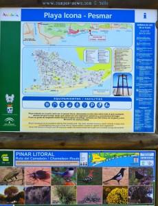 Playa Icona - Pesmar - Isla Cristina – Spain