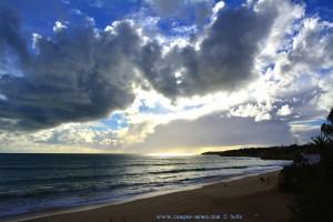 Wieder hier - Praia do Vale do Olival - Armação de Pêra – Portugal