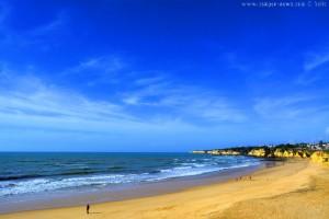 My View today - Praia do Vale do Olival - Armação de Pêra – Portugal