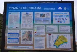 Praia da Cordoama - Vila do Bispo - Portugal