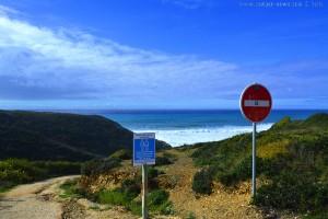 Praia das Adegas - Nudist-Beach - Odeceixe – Portugal