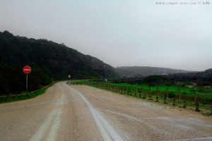 My View today – Parking of Praia das Furnas – Portugal