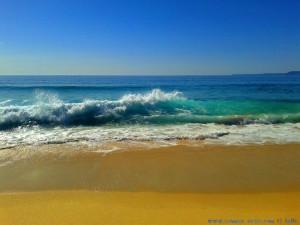 Waves at Praia da Comporta – Portugal