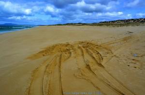 Festgefahren - Praia da Comporta – Portugal