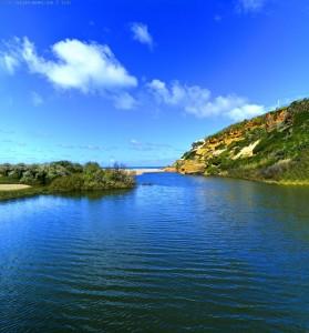 Ribeira de São Lorenço and Praia de São Lourenço – Portugal