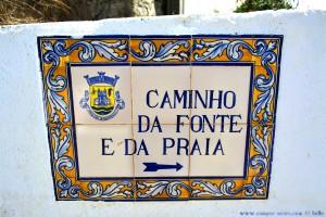 Caminho da Fonte e da Praia de São Lourenço – Portugal