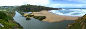 Ribeira São Lourenço and Praia de São Lourenço – Portugal
