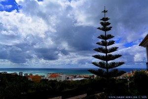 View from Lidl in Ericeira – Portugal
