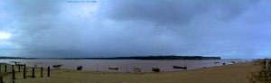 My View today - Foz de Arelho - Lagoa de Óbidos – Portugal