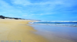 My View today - Praia das Pedras Negras – Portugal