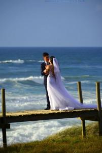 Hochzeit am Praia das Pedras Negras – Portugal