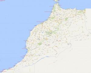 Unsere Standorte in Marocco