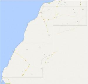Unsere Standorte in der West-Sahara