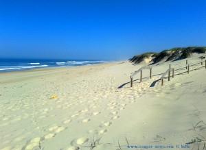 Unser privater Strandzugang - Praia da Murtinheira – Portugal