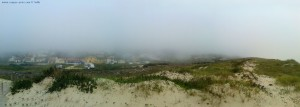 The Fog - Praia da Murtinheira - Portugal