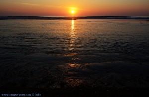 Sunset at Praia da Murtinheira – Portugal