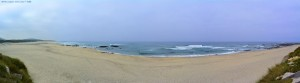 My View today - Praia de Afife - Portugal