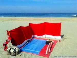 My View today - Praia de Afife – Portugal