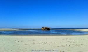 Was macht der Truck da - Praia de Afife – Portugal