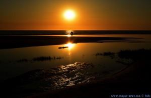 Sunset at Praia de Afife – Portugal