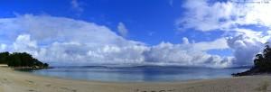 My View today - Playa de Mourisca – Spain
