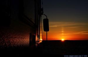 Sunset at Playa las Pipas – Spain