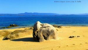 Der Elefanten-Felsen am Playa las Pipas – Spain